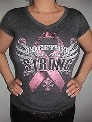 ATX Mafia - Strong Breast Cancer Short Sleeve