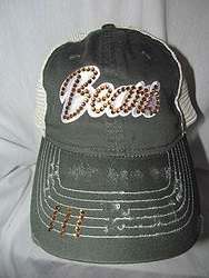 Baylor Bears  Bling Trucker Hat