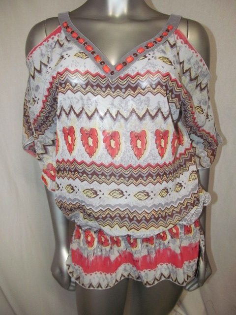 2248-1 - Multi Color Top