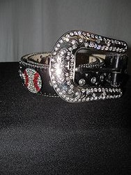 Katydid  - Baseball Bling Belt