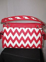 Fashion Bags - 939SV Red