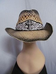 Cowboy Hat - Bling Cross