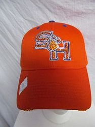 Sam Houston Bearkat Orange Bling Baseball Cap