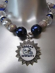 Custom Bling Necklaces - Cow-Star