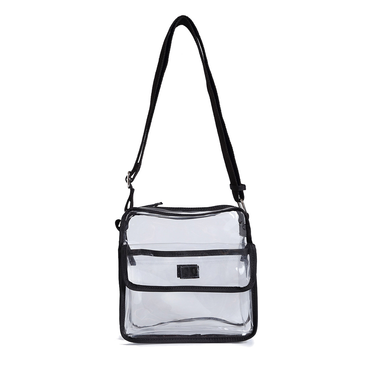 TM6-1080 Premium Clear Jelly Purse