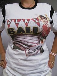 Annette's Touch of Class -Play Ball Baseball Shirt