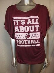 Katydid - KDC 906 Maroon Football Shirt