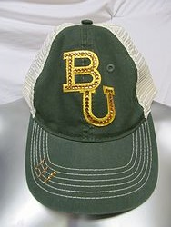 Custom Bling Hat - BU Bling Trucker Hat