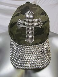 Camo Bling Hat